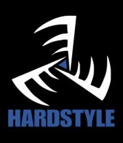 Женская футболка с длинным рукавом Hardstyle