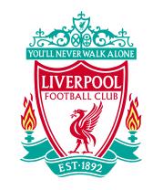 Женская футболка  Liverpool
