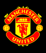 Женская майка борцовка Manchester United