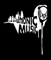 Толстовка Electronic music