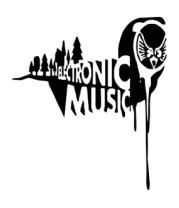 Коврик для мыши Electronic music