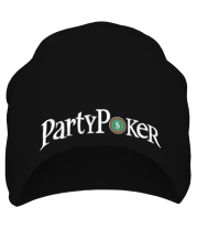 Шапка Party poker