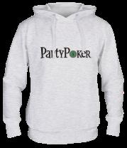 Толстовка Party poker