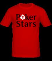 Мужская футболка  Poker Stars