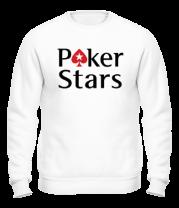 Толстовка без капюшона Poker Stars