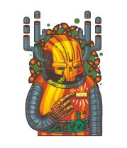 Толстовка Robot Hope