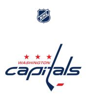 Детская футболка  Washington Capitals   NHL