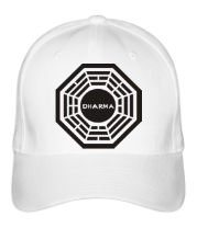 Бейсболка Dharma logo (lost)