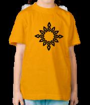 Детская футболка  Кельтское тату