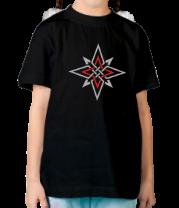 Детская футболка  Кельтская звезда
