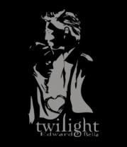 Футболка поло мужская Twilight