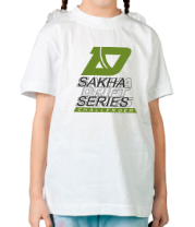 Детская футболка  Sakha Drift Series
