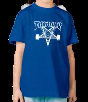 Детская футболка   Thrashe
