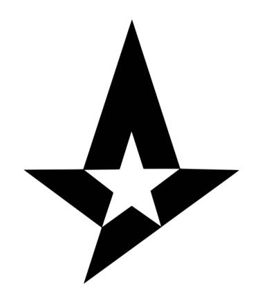 Мужская футболка  Astralis