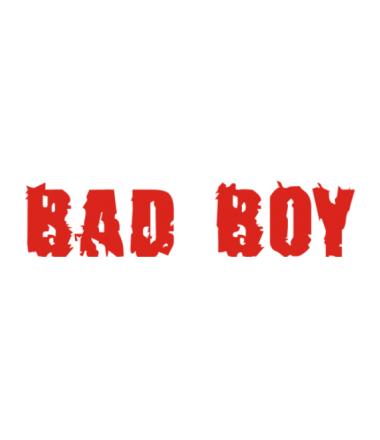 Детская футболка  Bad Boy
