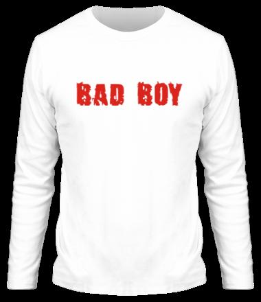 Мужская футболка с длинным рукавом Bad Boy