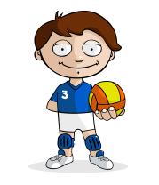 Толстовка без капюшона Volley