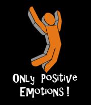 Толстовка без капюшона Positive Emotions
