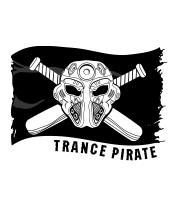 Детская футболка  Trance pirate