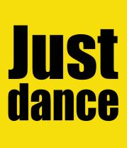 Детская футболка  Just dance
