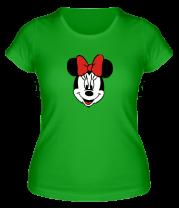Женская футболка  Minie