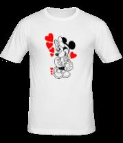 Мужская футболка  Mini Mouse