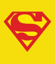 Детская футболка  Superman