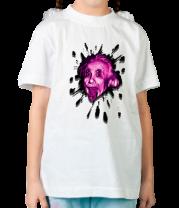Детская футболка  Странный Эйнштейн