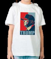 Детская футболка  Donald Trump