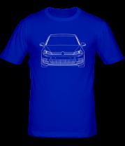 Мужская футболка  MK7 TDI