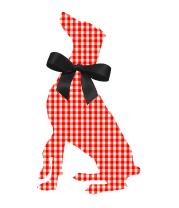 Толстовка без капюшона Retro Christmas Dog Style