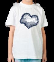 Детская футболка  Романтическое настроение