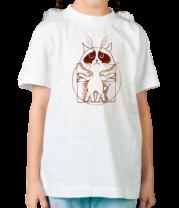 Детская футболка  Ворчун