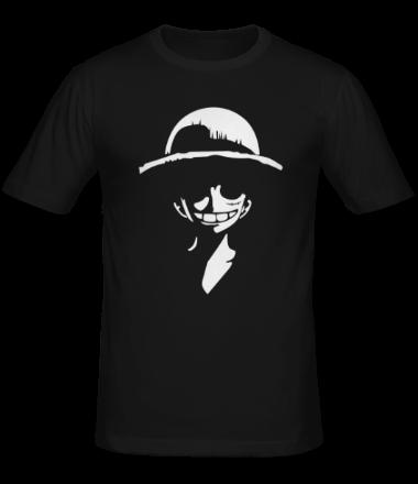 Мужская футболка  Опасный пират