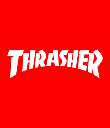 Детская футболка   Thrasher skate life