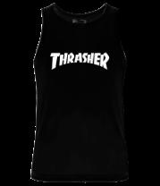Мужская майка  Thrasher skate life