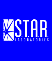 Бейсболка STAR Laboratories