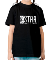 Детская футболка  STAR Laboratories