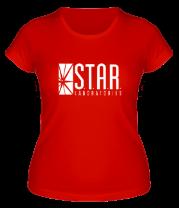 Женская футболка  STAR Laboratories