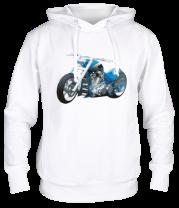 Толстовка Мотоцикл