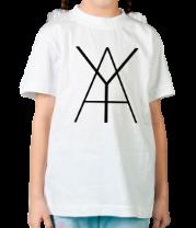 Детская футболка  Schokk Ya Art