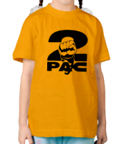 Детская футболка  Tupac