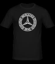 Мужская футболка  Mercedes-Benz