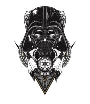 Женская футболка  Darth Vader Art