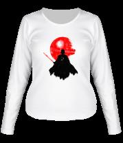 Женская футболка с длинным рукавом Dark | Darth vader, Watercolour