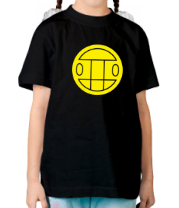 Детская футболка  Грибы (logo)