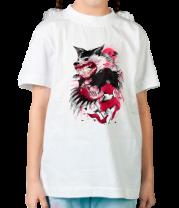 Детская футболка  Her Alter Ego