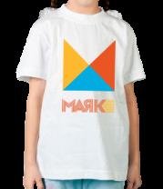 Детская футболка  Маяк_1