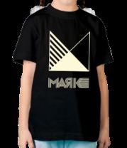Детская футболка  Маяк_glow_1