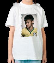 Детская футболка  Неймар